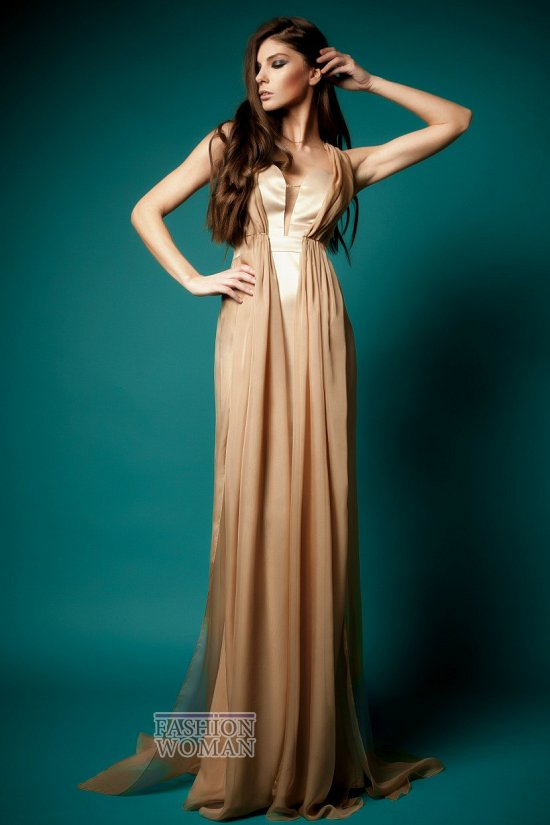 Вечерняя мода 2013 от Cristallini  фото №28