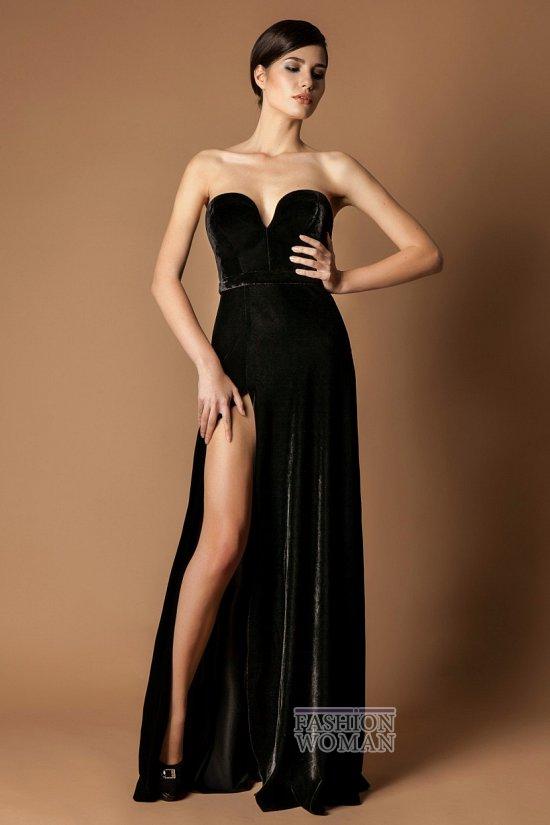 открытые вечерние платья
