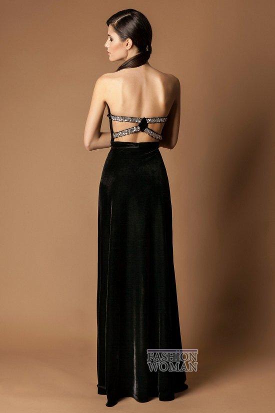 Вечерняя мода 2013 от Cristallini  фото №30