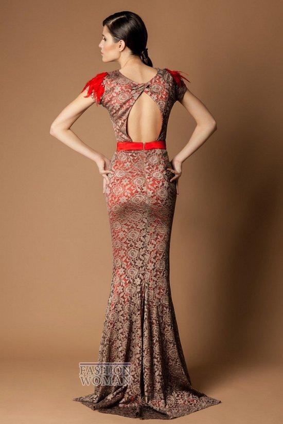 Вечерняя мода 2013 от Cristallini  фото №34