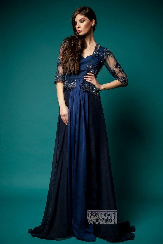 вечерние платья фото 2013