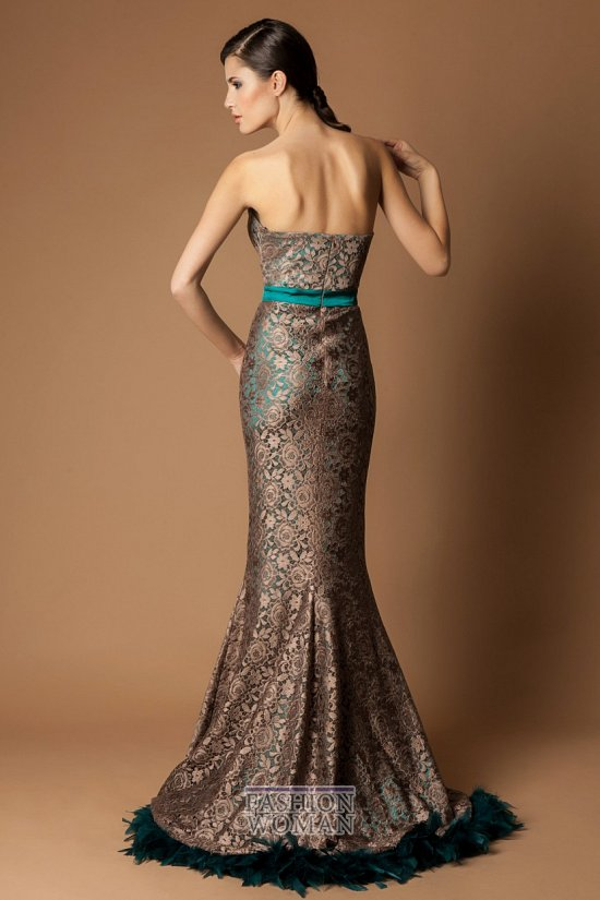 Вечерняя мода 2013 от Cristallini  фото №38
