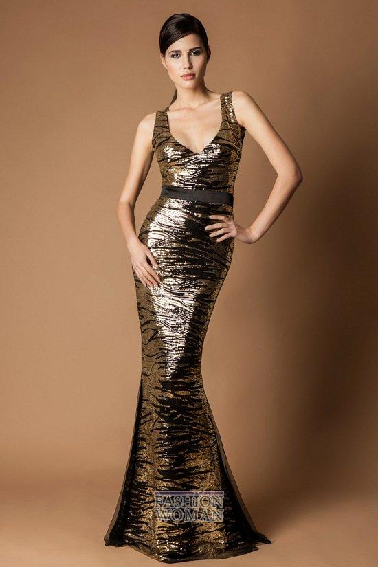Вечерняя мода 2013 от Cristallini  фото №39