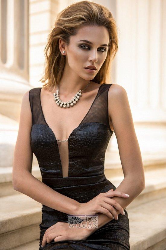 Вечерняя мода 2013 от Cristallini  фото №5