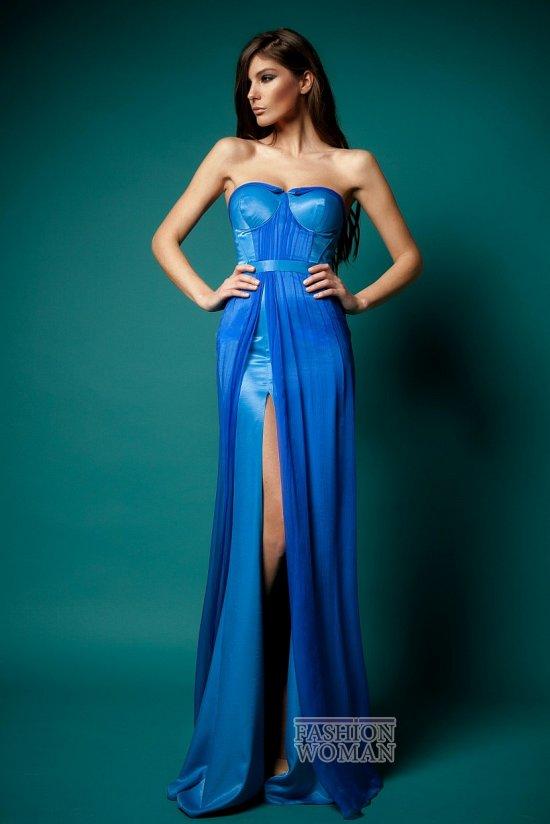 Вечерняя мода 2013 от Cristallini  фото №45