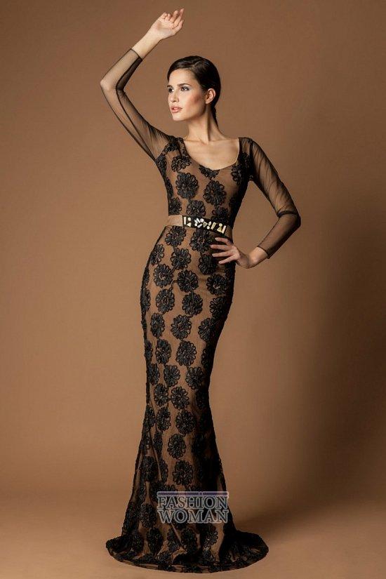Вечерняя мода 2013 от Cristallini  фото №48