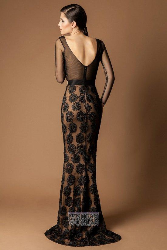 Вечерняя мода 2013 от Cristallini  фото №49