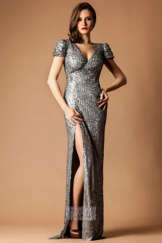 Вечерняя мода 2013 от Cristallini  фото №52
