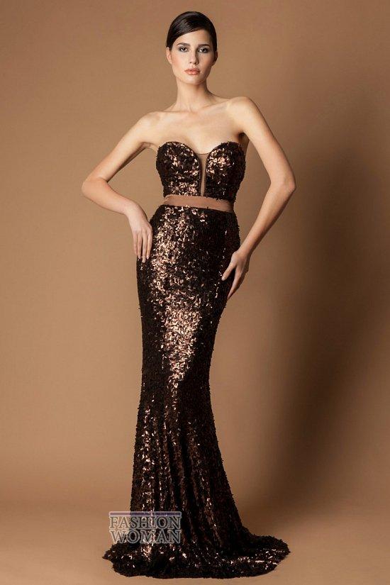 Вечерняя мода 2013 от Cristallini  фото №55