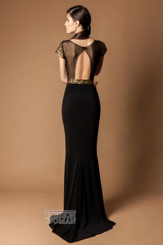 Вечерняя мода 2013 от Cristallini  фото №58