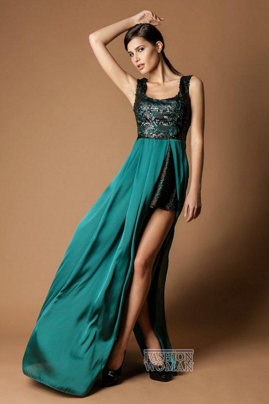 Вечерняя мода 2013 от Cristallini  фото №60