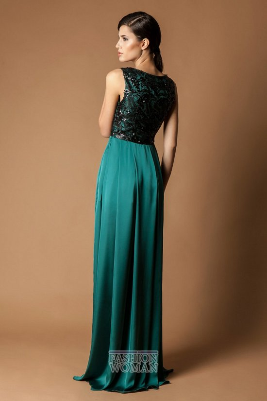 Вечерняя мода 2013 от Cristallini  фото №61