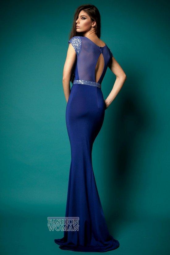 Вечерняя мода 2013 от Cristallini  фото №65