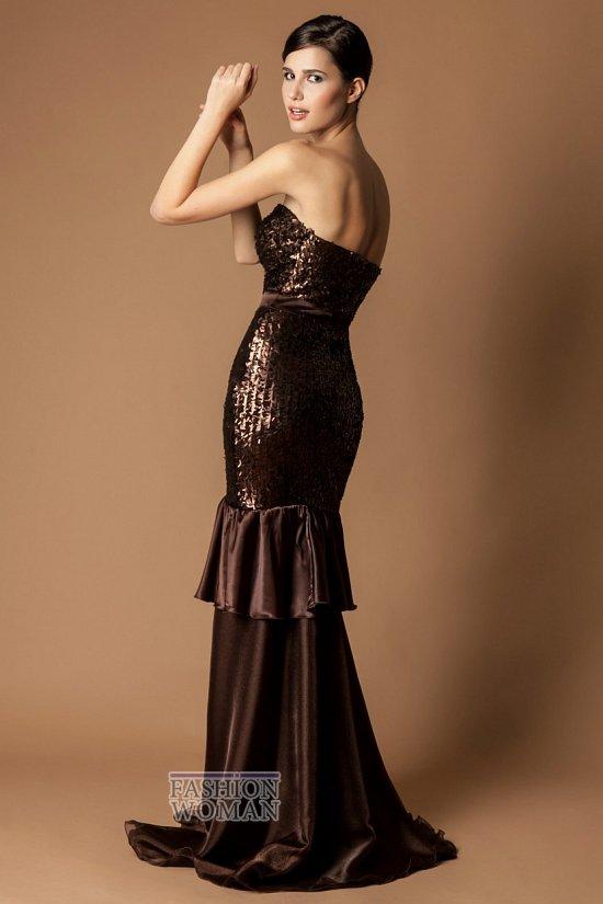 Вечерняя мода 2013 от Cristallini  фото №67