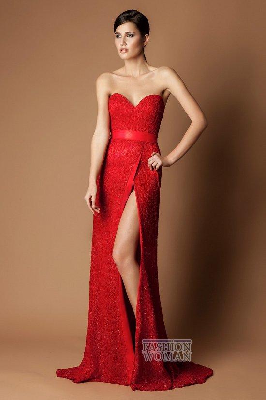 фото вечерних платье 2013