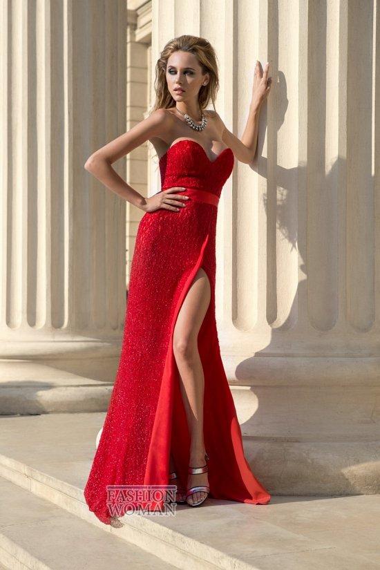 Вечерняя мода 2013 от Cristallini  фото №10