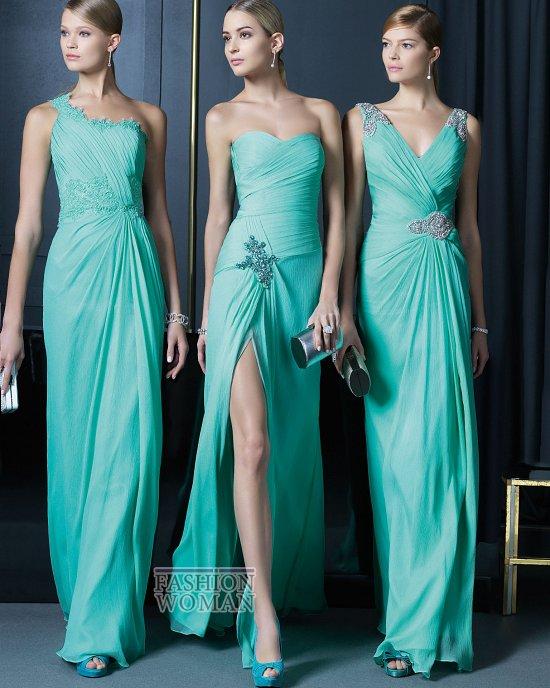Вечерняя мода 2014