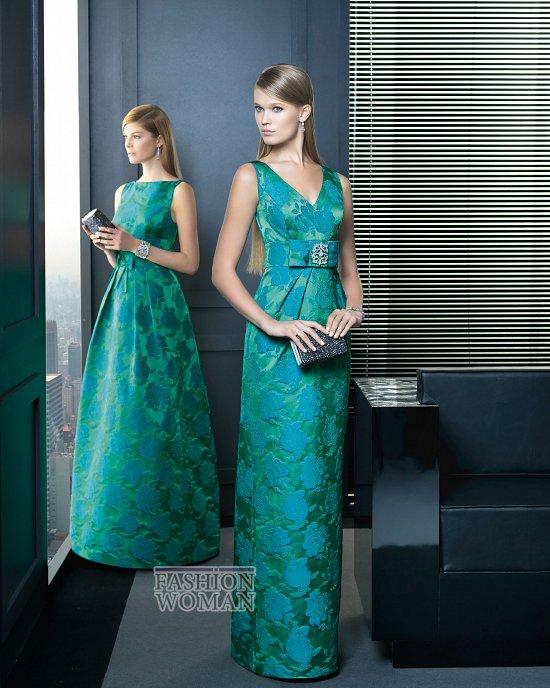 Вечерняя мода 2014 от Rosa Clara фото №16