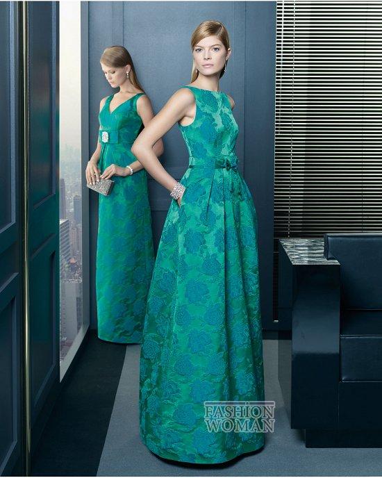 Вечерняя мода 2014 от Rosa Clara фото №17