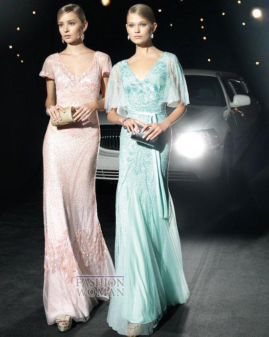 Вечерняя мода 2014 от Rosa Clara фото №23