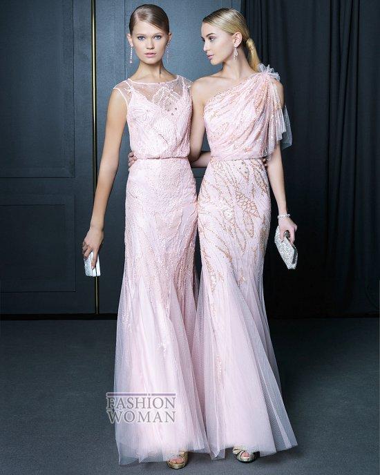 Вечерняя мода 2014 от Rosa Clara фото №27