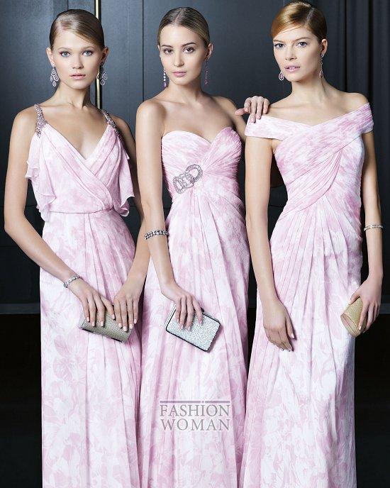 Вечерняя мода 2014 от Rosa Clara фото №33