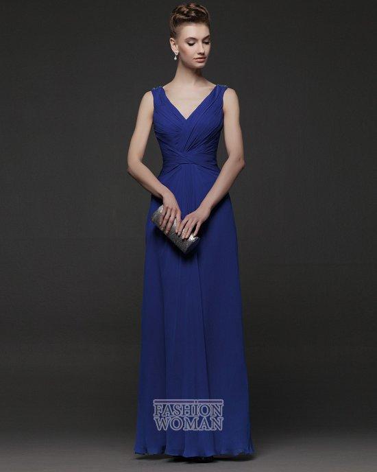 Вечерняя мода 2014 от Rosa Clara фото №35