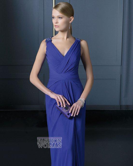 Вечерняя мода 2014 от Rosa Clara фото №36