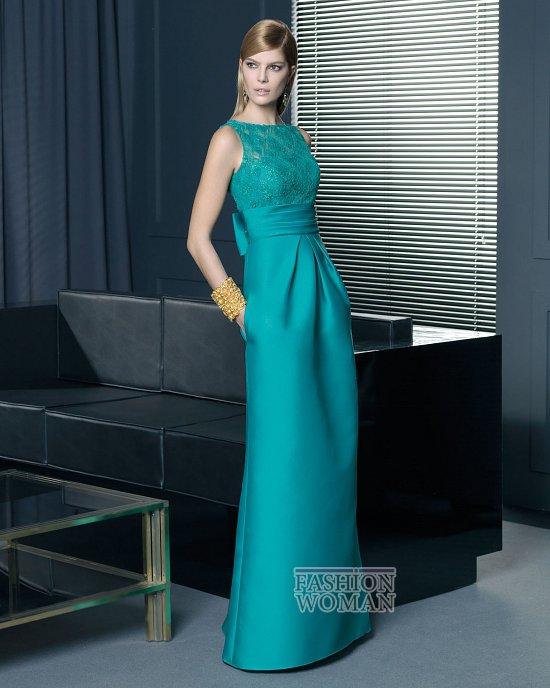 Вечерняя мода 2014 от Rosa Clara фото №6
