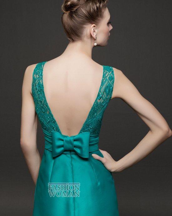 Вечерняя мода 2014 от Rosa Clara фото №7