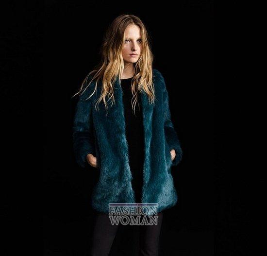 Как связать молодёжное пальто спицами