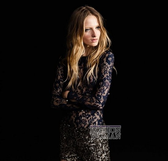 Вечерняя мода от Zara