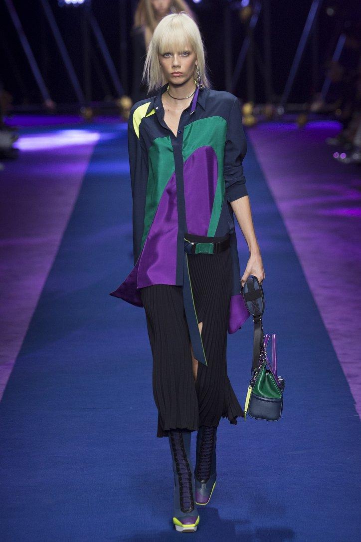 Versace весна-лето 2017 фото №9