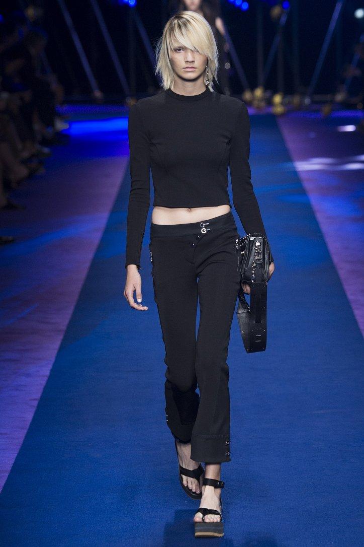 Versace весна-лето 2017 фото №16