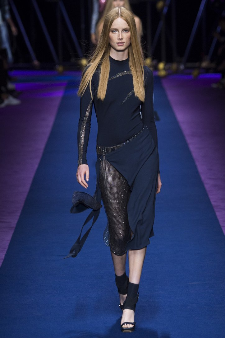 Versace весна-лето 2017 фото №48