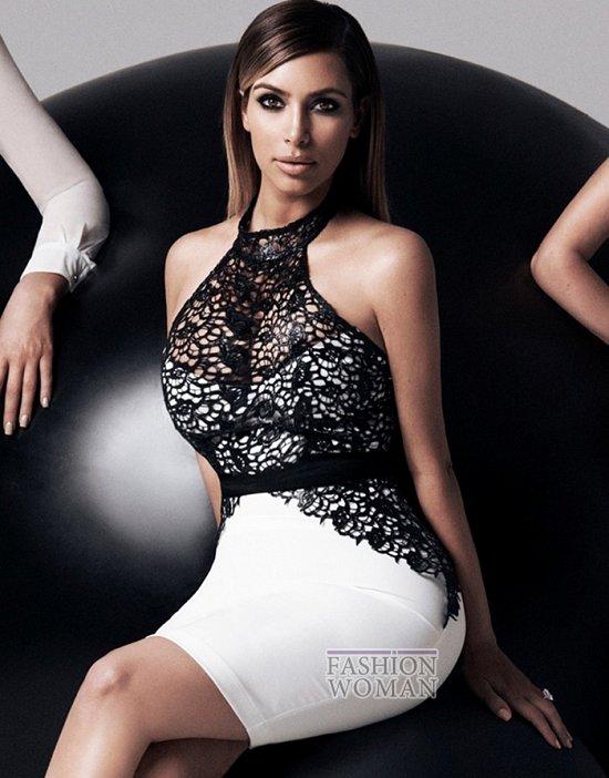 Весенне-летняя коллекция сестер Kardashian для Lipsy London фото №2
