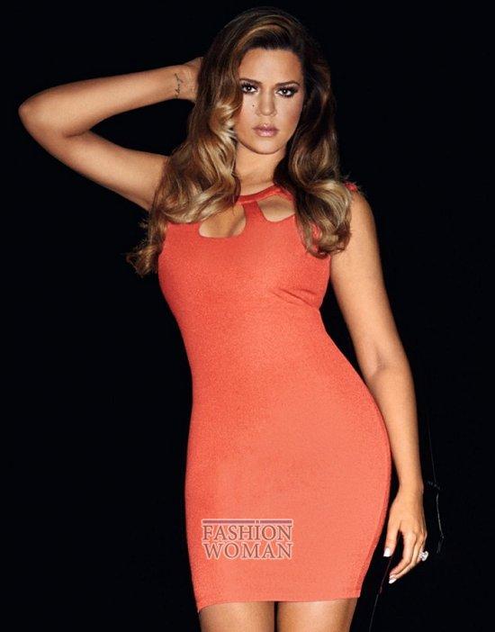 Весенне-летняя коллекция сестер Kardashian для Lipsy London фото №13