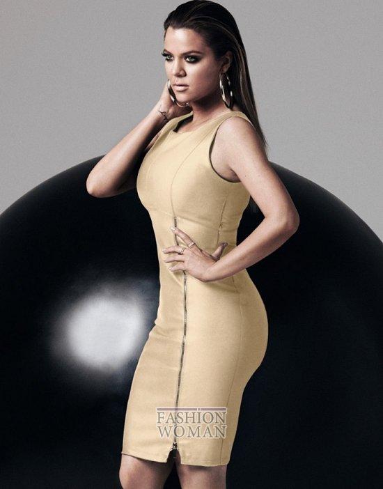 Весенне-летняя коллекция сестер Kardashian для Lipsy London фото №14