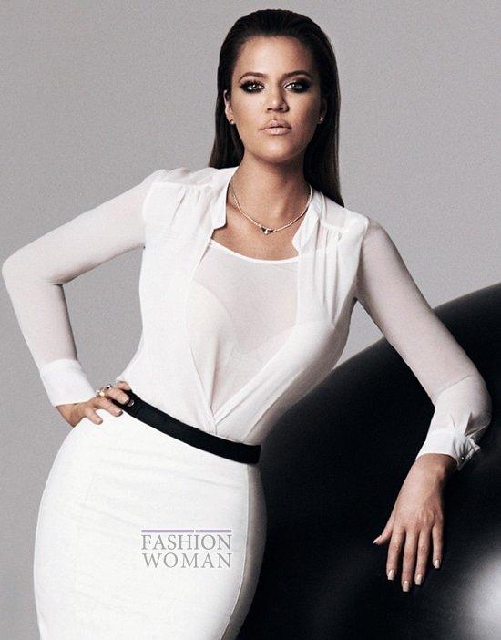 Весенне-летняя коллекция сестер Kardashian для Lipsy London фото №3