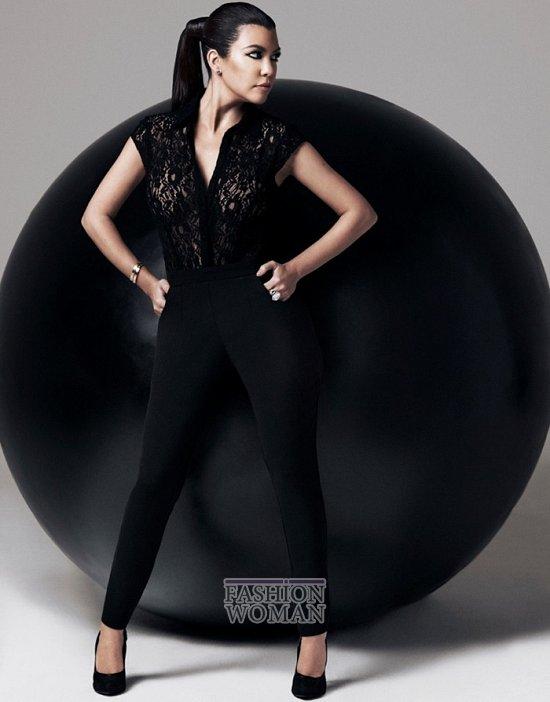 Весенне-летняя коллекция сестер Kardashian для Lipsy London фото №7