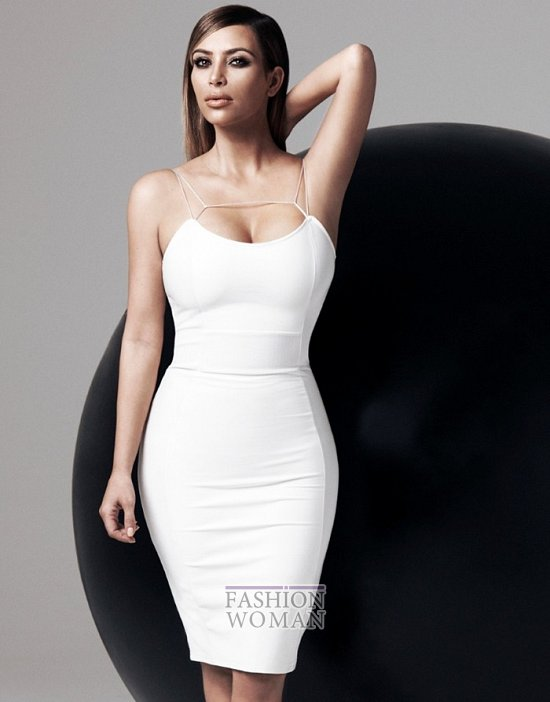 Весенне-летняя коллекция сестер Kardashian для Lipsy London фото №8