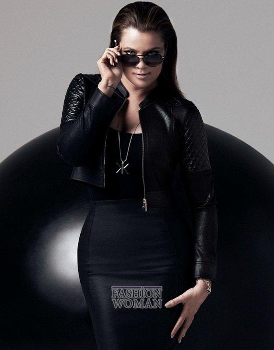 Весенне-летняя коллекция сестер Kardashian для Lipsy London фото №10