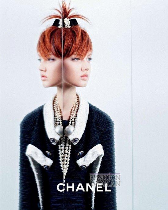 Весенне-летняя рекламная кампания Chanel  фото №4