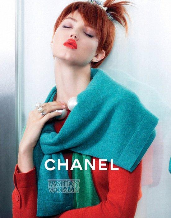 Весенне-летняя рекламная кампания Chanel  фото №6
