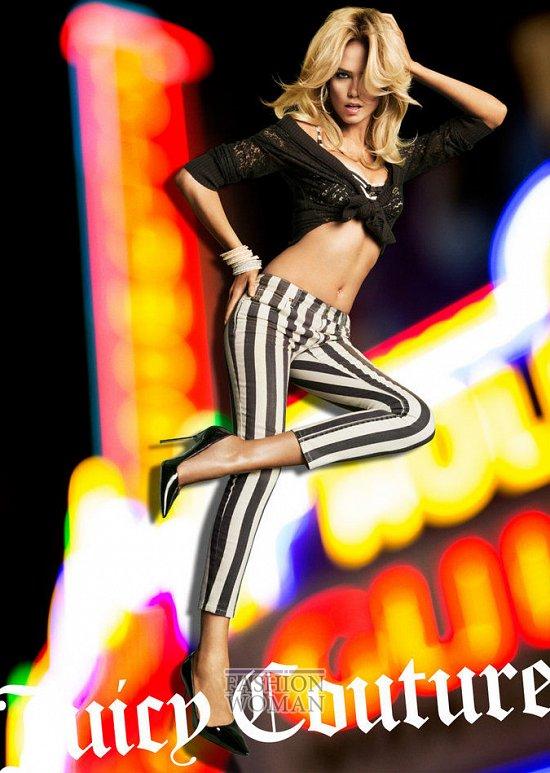 Рекламная кампания Juicy Couture весна-лето 2013