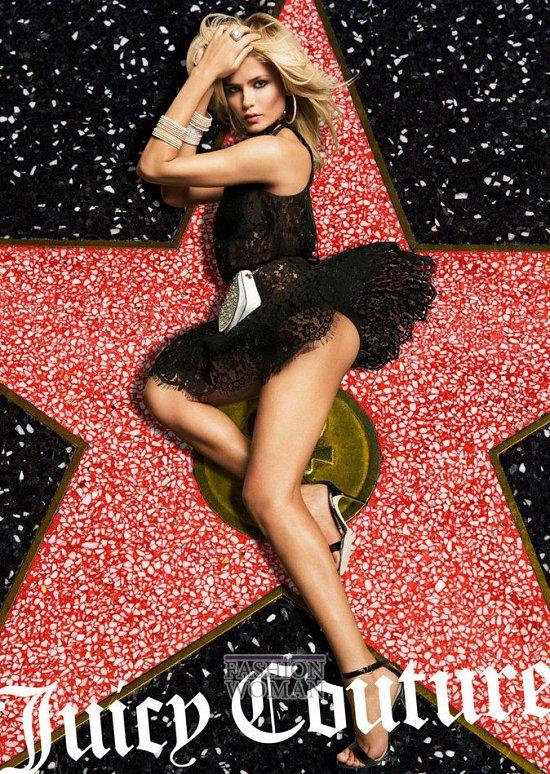 Весенне-летняя рекламная кампания Juicy Couture фото №2