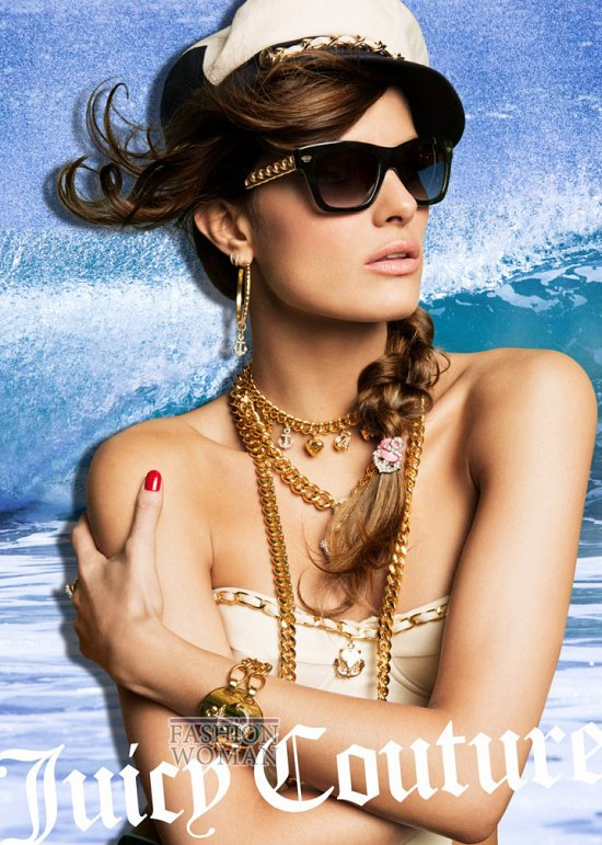 Весенне-летняя рекламная кампания Juicy Couture фото №10