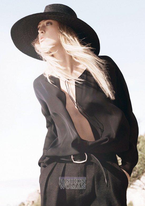 есенне-летняя рекламная кампания Zara