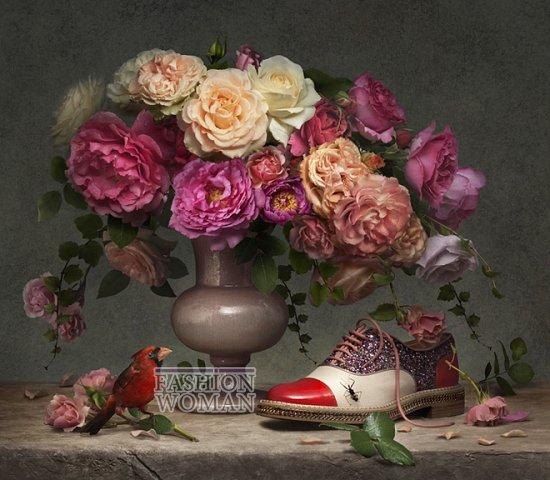 Весенний лукбук Christian Louboutin фото №2