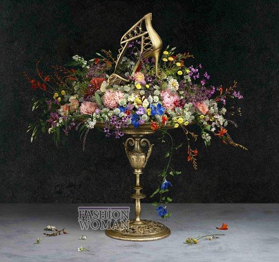 Весенний лукбук Christian Louboutin фото №5